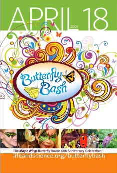 Butterfly Bash poster
