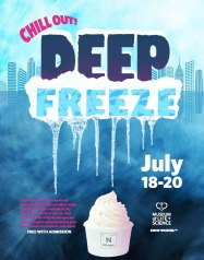 Deep Freeze poster
