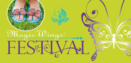 Magic Wings Festival banner