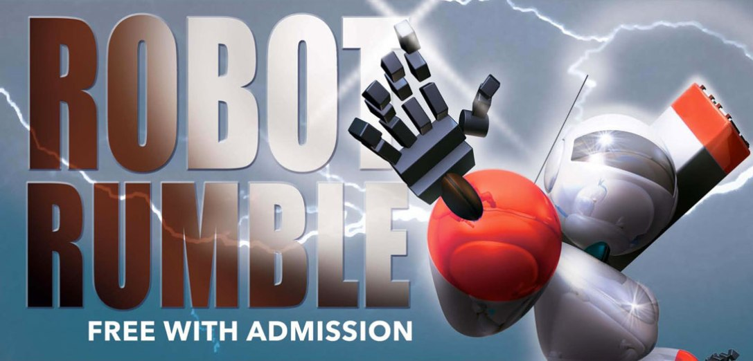 Robot Rumble promotion