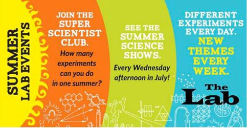 Summer Lab Events