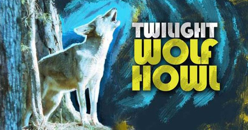 Wolf Howl event