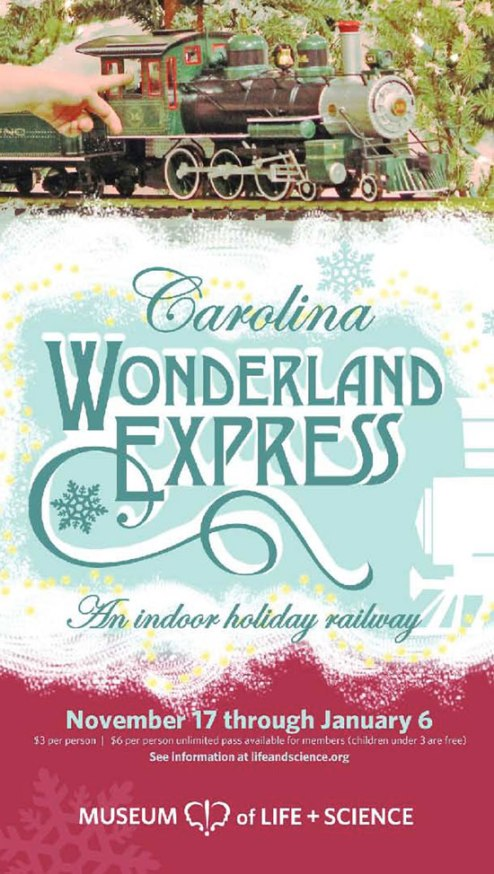 Wonderland Express card