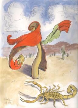 Western doodle